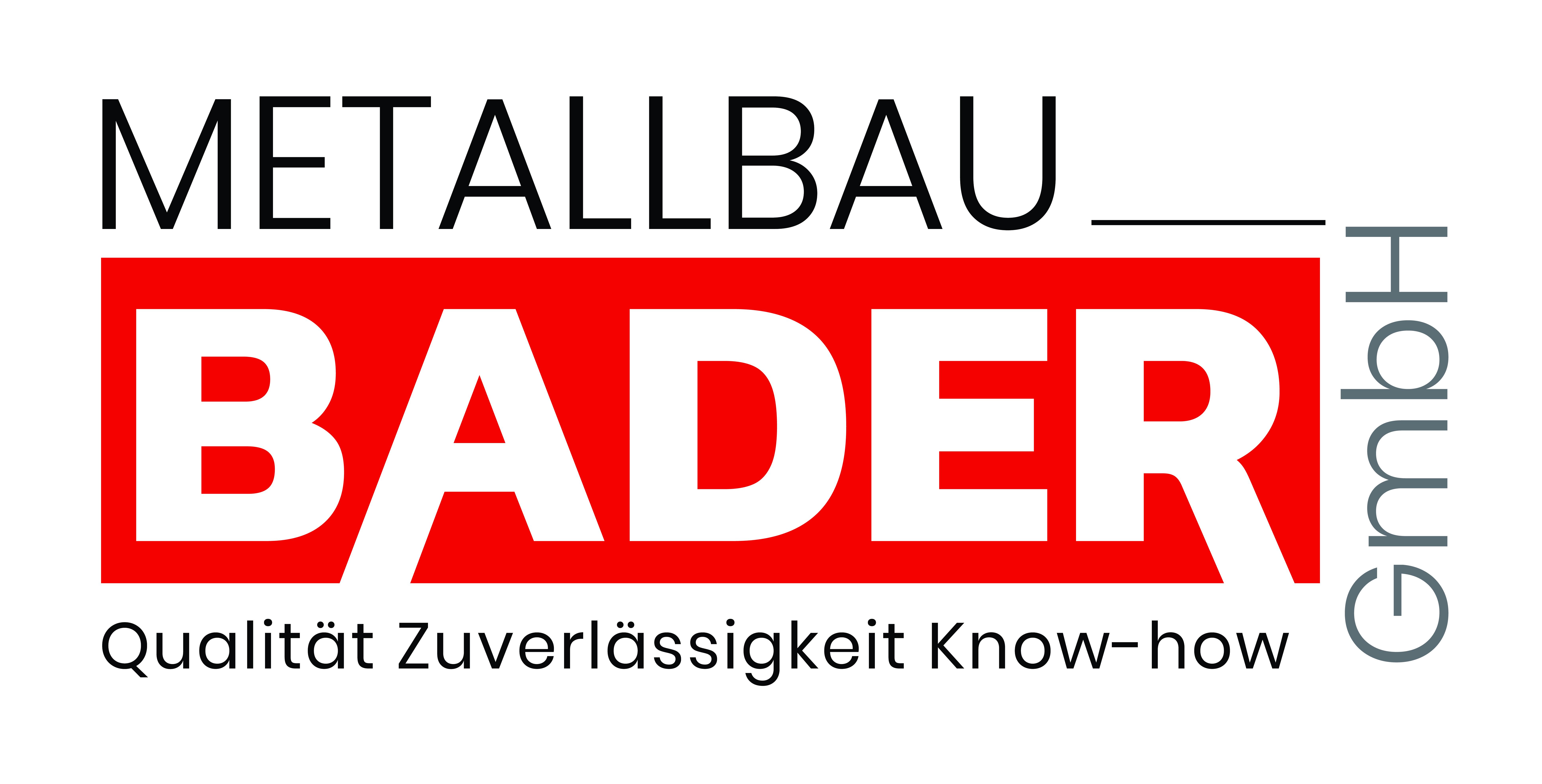 Metallbau Bader GmbH